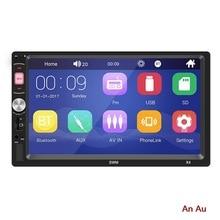 7 zoll HD auto MP5 player X4 Auto player Mit 4LED hinten kamera Auto elektronik Auto video player