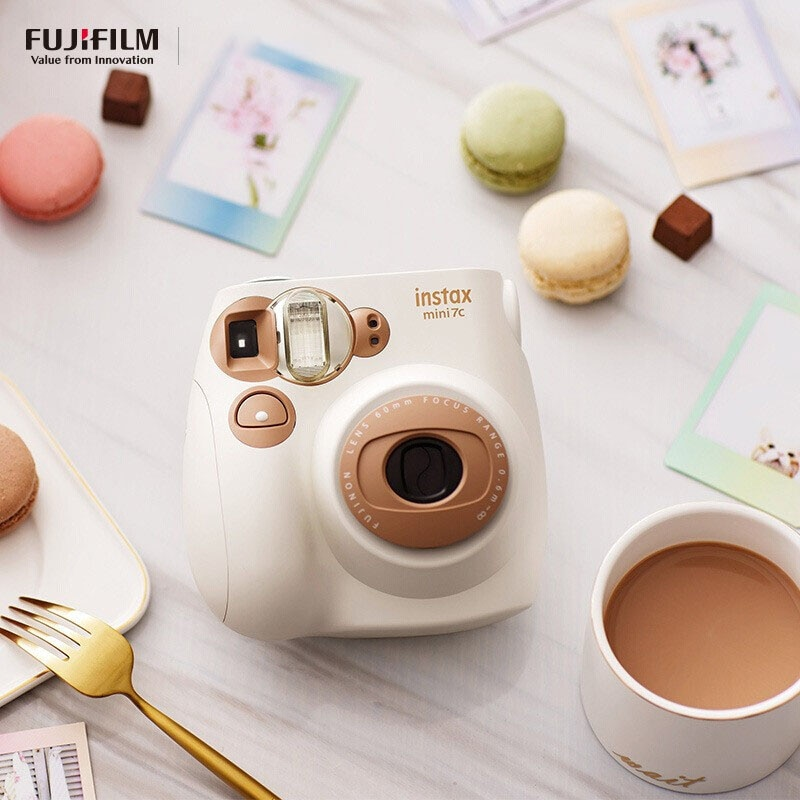Original Fujifilm Genuine Instax mini7c Camera Instant Printing Photo Film Snapshot Shooting Birthday Gift New Portable camera