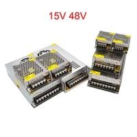 led power supply 15v 48v 250w 300w 360w 450w power supply adapter 15 volt 48 volt lighting transformer 220v smps for led strip