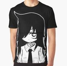 All Over Print 3D Women T Shirt Men Funny tshirt Kuroki Tomoko Graphic T-Shirt