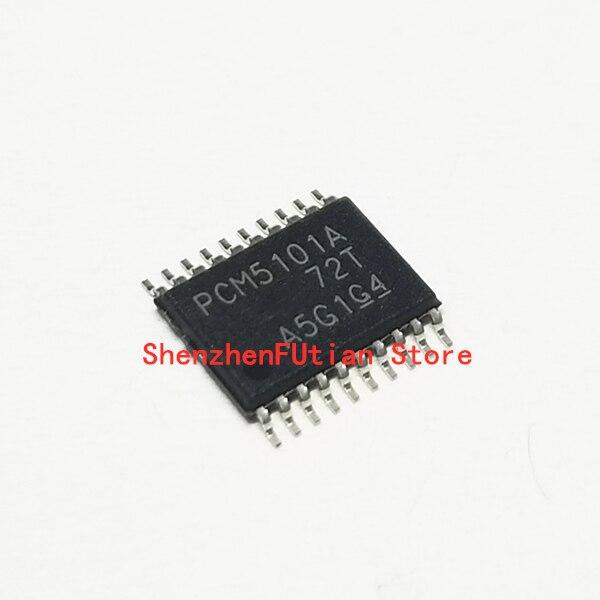 5 قطعة/الوحدة PCM5101APWR PCM5101A PCM5101 TSSOP-20 جديد في المخزون