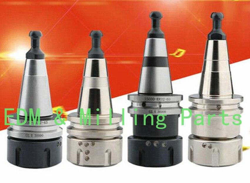 ISO30 ER32 أداة حامل حامل عالية الدقة التلقائي أداة تغيير التصنيع باستخدام الحاسب الآلي قطع لقطع آلة الحفر مطحنة جزء