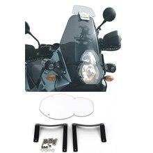 Voor KTM 950 990 Adventure Koplamp Lens Guard Clear Lens PC Protector