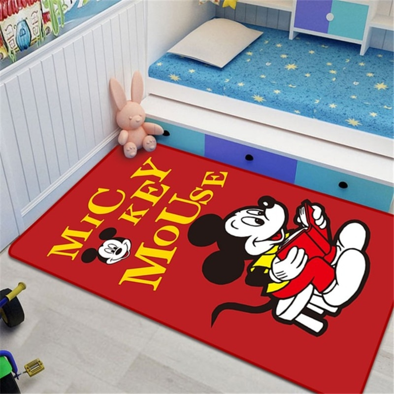 Cartoon Baby Play Mat 80x160cm Children Game Mat Carpet Bedroom Kitchen Carpet Indoor Bathroom Mat Play Mat Baby Gym