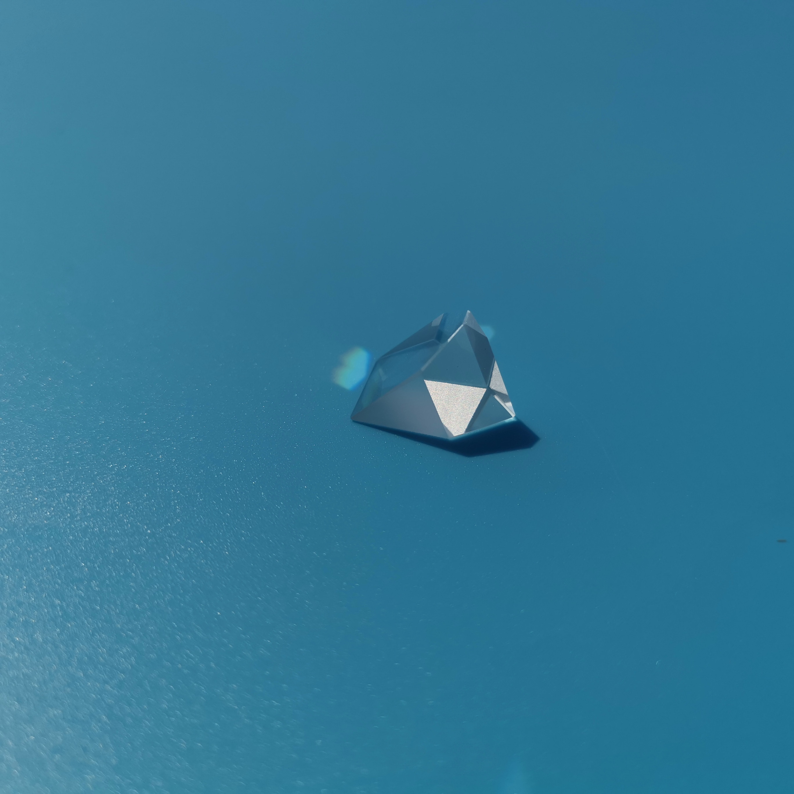 200 قطعة المنشور البصري K9 الزجاج التصوير من لون قوس قزح ميتسوبيشي مرآة المنشور نصف سقف و مضلع الشخصي