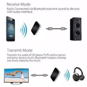 Image 5 - Bluetooth 5,0 передатчик и приемник 2 в 1 RCA 3,5 мм 3,5 Aux разъем стерео музыка аудио беспроводной адаптер для автомобиля ТВ ПК наушников