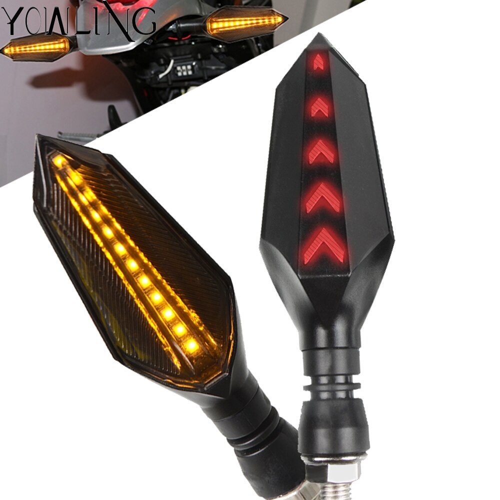 Intermitentes Led de luz intermitente para KAWASAKI Z1000 Z1000SX z 1000 sx 2010 2011 2012 2013 2014 2015 2016