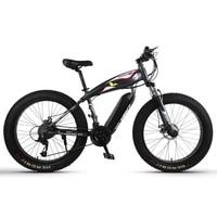 custom 26inch electric snow beach bicycle 48v1500w motor 21ah electric mountain ebike tft lcd fat ebike