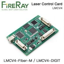 JCZ Laser Marking Machine Controller Original Card V4 Ezcard 32/64 System for 1064nm Fiber Laser Marking Machine IPG Raycus MAX