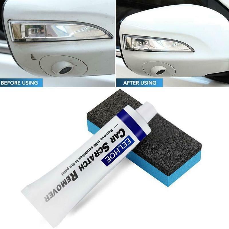 Автомобильный Краски с защитой от царапин для снятия и починки комплект для обслуживания автомобиля уход, полировка воском абразивный ремо...