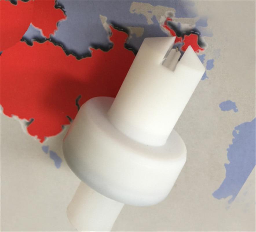 OPT Electrostatic powder coating spray gun nozzle 1000047 Electrode Holder For Gema opti guns Flat nozzle