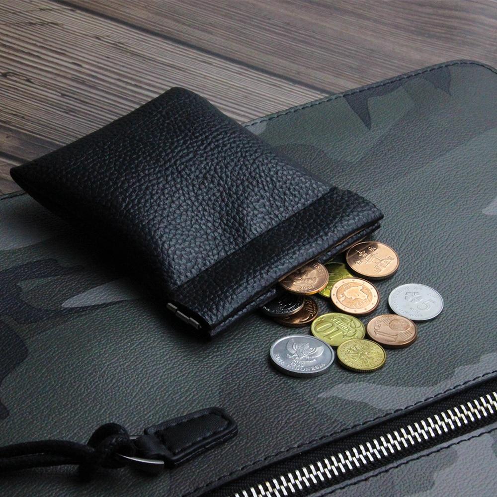 Monedero de cuero de Pu Mini billetera pequeña para hombre y mujer, para dinero, cambio de llave, auriculares, tarjetero de crédito para niños y niñas