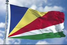 Drapeau des Seychelles 90*150cm   Banderole drapeau des états-unis, avec manche blanc, pour tous les loisirs, histoire des états-unis