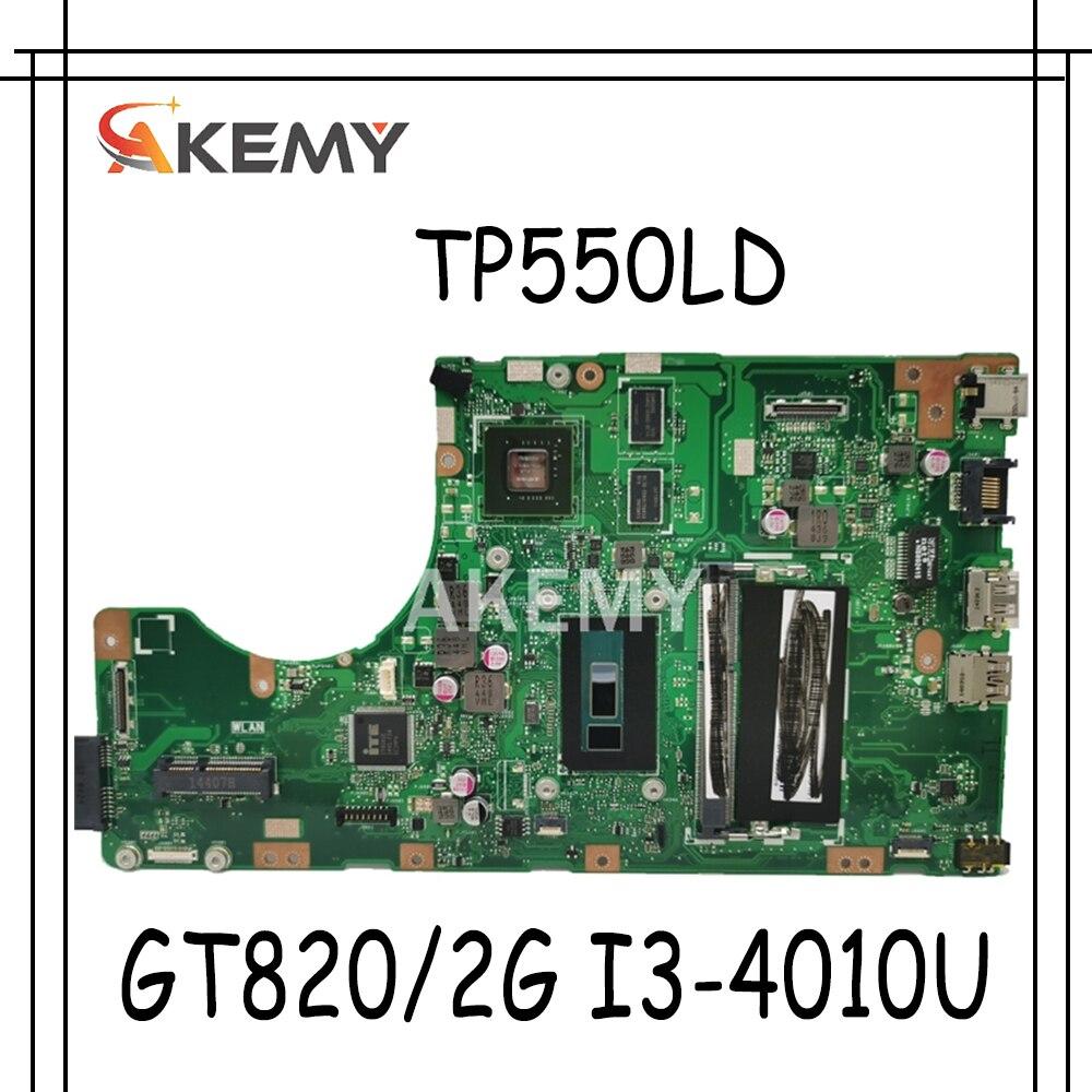 SAMXINNO ل ASUS TP550LD Laotop اللوحة TP500LA TP500LN TP500LD TP500L TP500 اللوحة مع GT820/2G I3-4010U