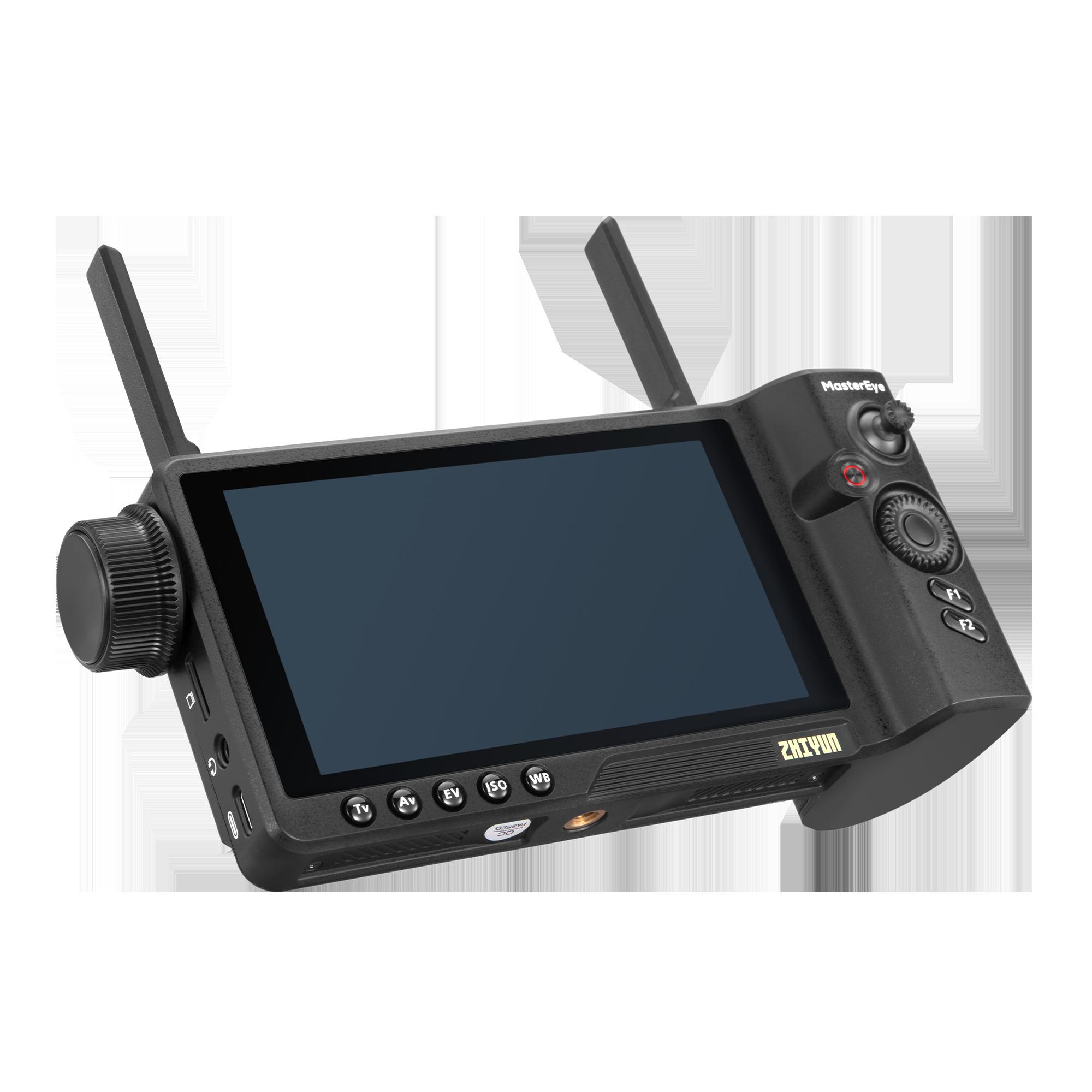Zhiyun MasterEye البصرية تحكم VC100 رصد استقبال ل weebell 2 S & رافعة 3S 2 S يده مثبت أفقي اكسسوارات