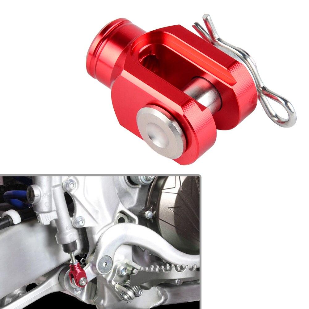 NICECNC CNC Billet para freno de pedal trasero de horquilla para Honda CR80R CR85R XR50 XR100 XR230 XR250 XR400 Motard XR650R