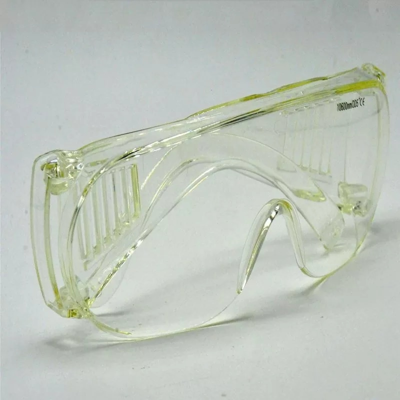 Орел пара 10600 нм OD5% 2B +EP-4-6 широкий спектр непрерывный поглощение лазер защитные очки
