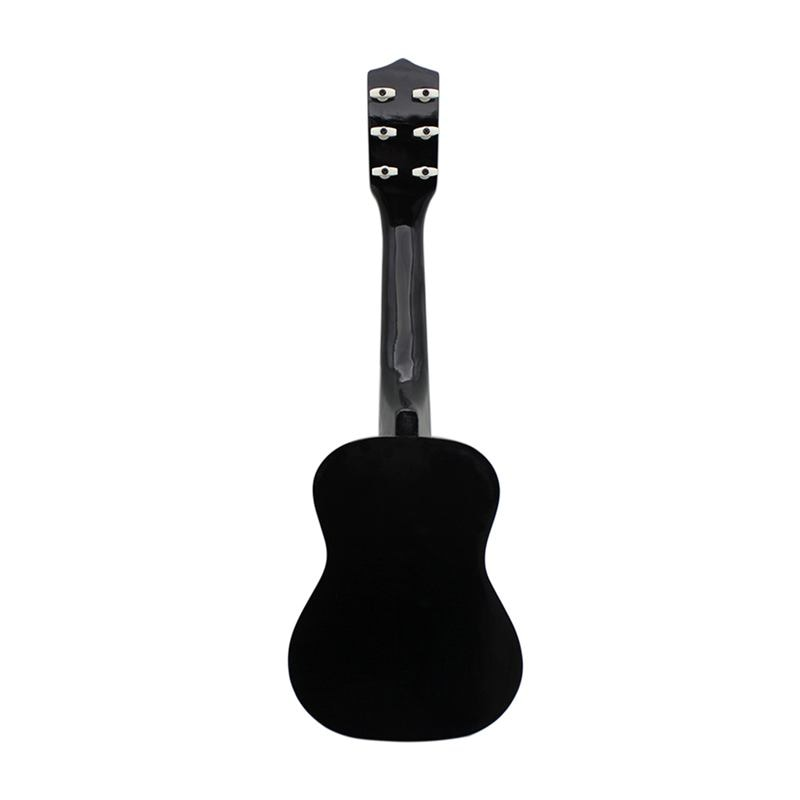 IRIN Mini 23 Inch Basswood 12 Frets 6 String Acoustic Guitar with Pick and Strings for Kids / Beginners enlarge