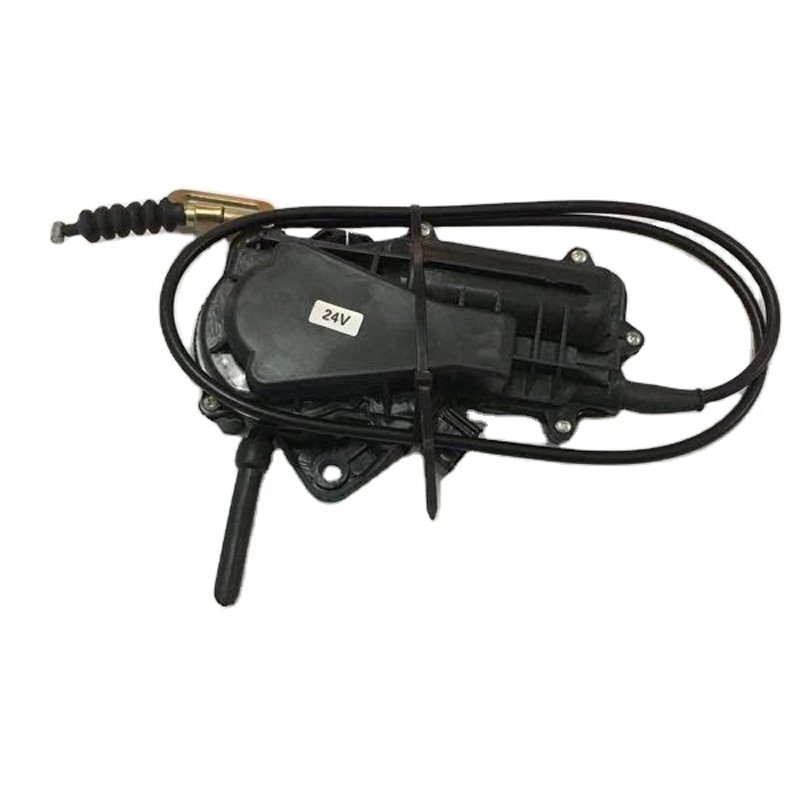24 فولت محرك Flameout وقف المحرك 2523-9016 ل Doosan دايو 220-5/220-7/300-7