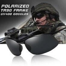 2021 Top Ultralight TR90 Polarized Sunglasses Anti-UV Driving Men Shades Male Military Sun Glasses E