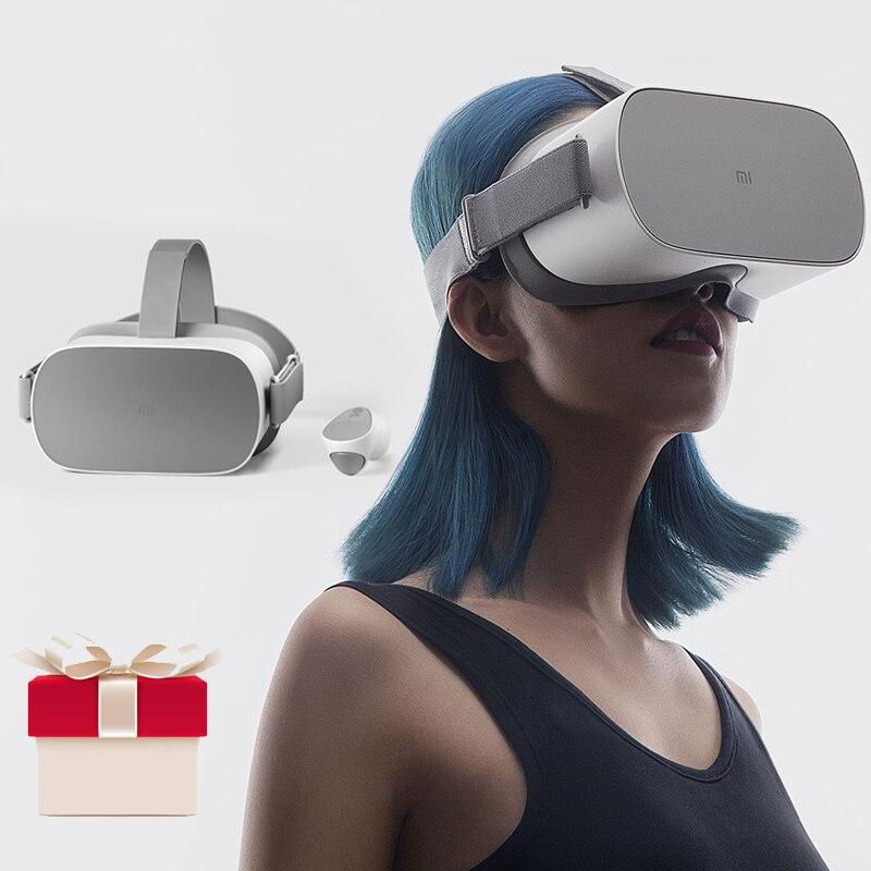 Xiaomi-Gafas originales 3D de realidad Virtual, para teléfonos móviles Xiaomi Mi VR...