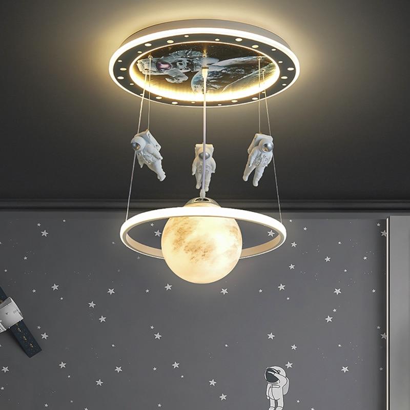 Candelabros led para decoración del hogar, lámpara de araña de iluminación interior...