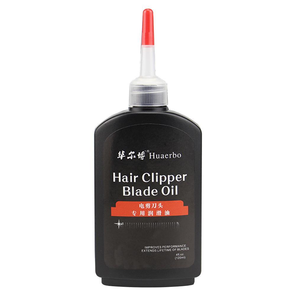 120ml Lubricant Hair Trimmer Blade Electric Clipper Shaver Maintenance Repair Oil Salon Hair Styling