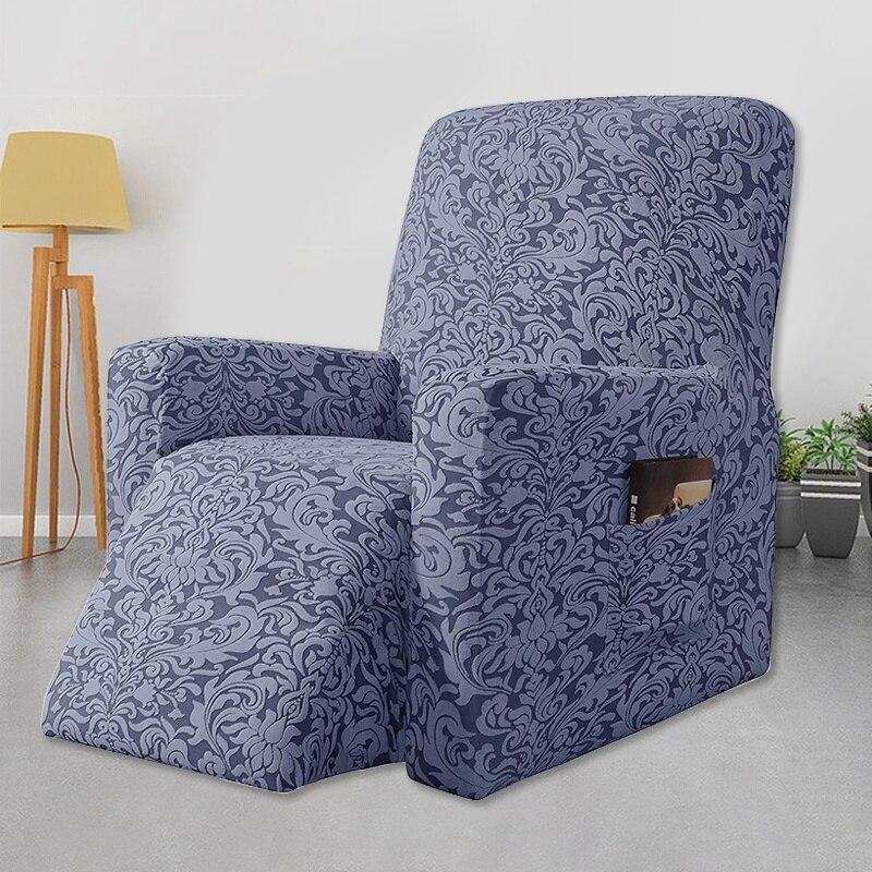 دنة غطاء أريكة كرسي الاسترخاء أريكة واحدة يغطي ل غرفة المعيشة شامل تدليك المتسكعون كرسي للشاطئ غطاء كرسي