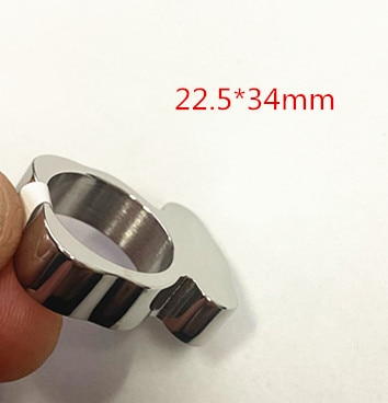 R331 -- Unadjustable Finger Ring 1PC Edelstahl BÄR schmuck Mode Schmuck Top-grade Überzogene Fabrik Preis großhandel
