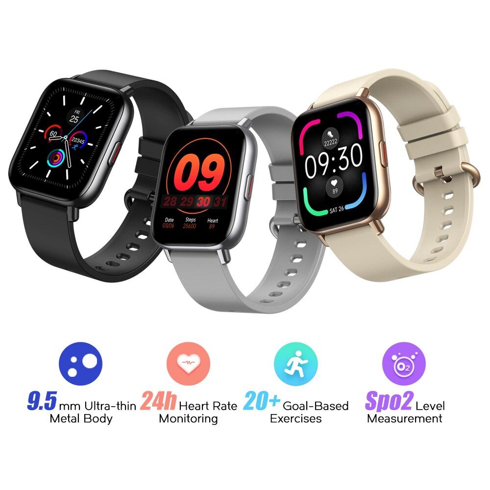 2021 جديد Zeblaze GTS برو Smartwatch 1.65