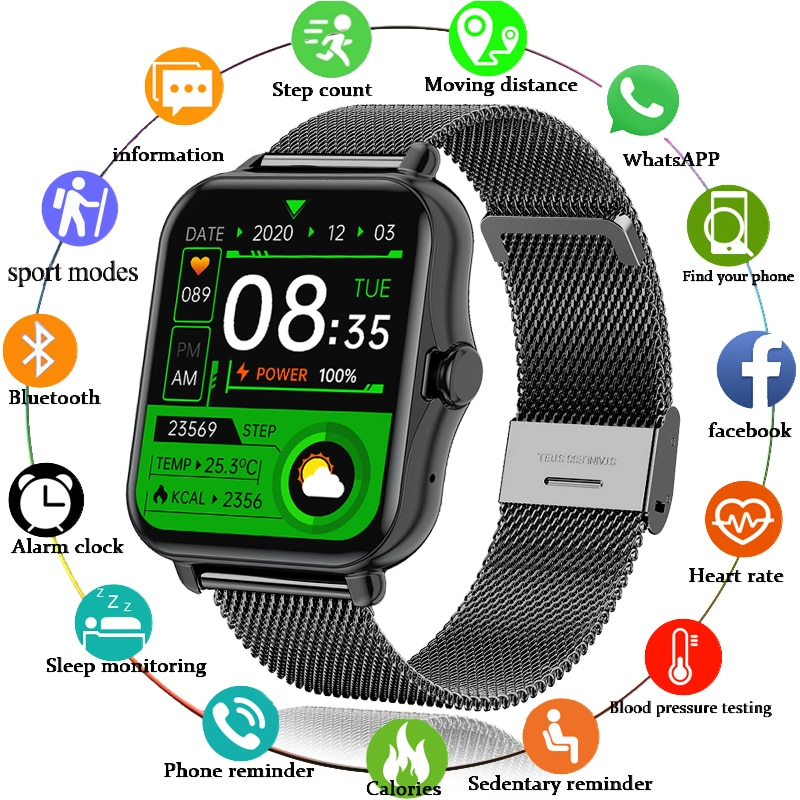 brand zgpax s99 3g quad core android 5 1 heart rate monitor smart watch with 5 0 mp camera gps wifi bluetooth v4 0 pedometer Men Smart Watch 1.69Inch Sport Pedometer Smartwatch Men Women Heart Rate Monitor Bluetooth Call ECG Watches For IOS Android