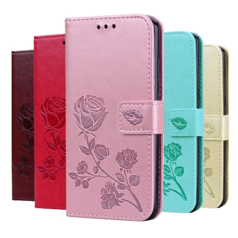 Чехол-бумажник для Motorola Moto e6s G G8 Power Stylus Lite E6 Play, новый высококачественный кожаный защитный чехол-книжка для телефона