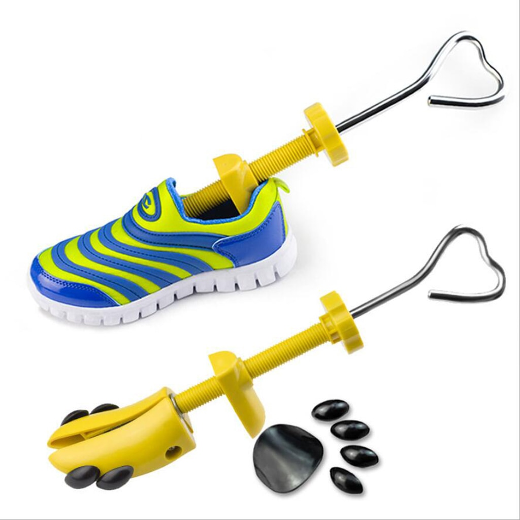 Adjustable Children Shoes Stretcher Shaper Sneaker Leather Shoes Keeper