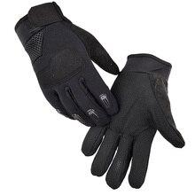 1 para Outdoor Camping polowanie wojskowe rękawice taktyczne sportowe rękawice treningowe turystyka rowerowa pełne rękawiczki