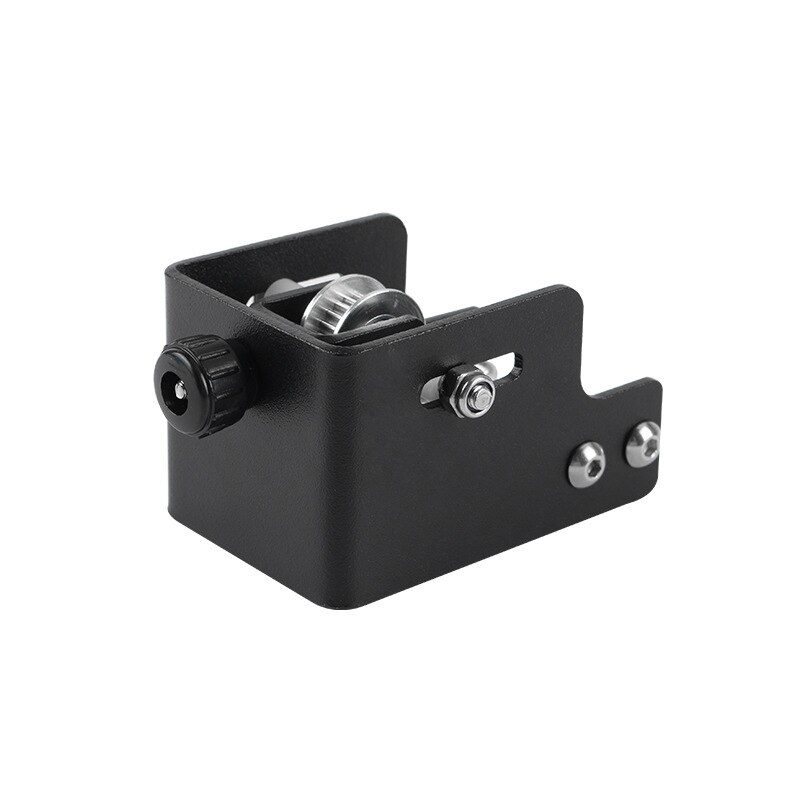 Ender-3 pro y endireitar tensor 4040 perfil y-axis synchronous cinto estiramento preto para creality ender3 pro peças de impressora 3d