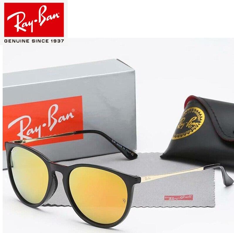 Rayban frete grátis 2019 novas chegadas para homens mulher caminhadas eyewear marca de alta qualidade sunglasse ao ar livre glasse rb4171