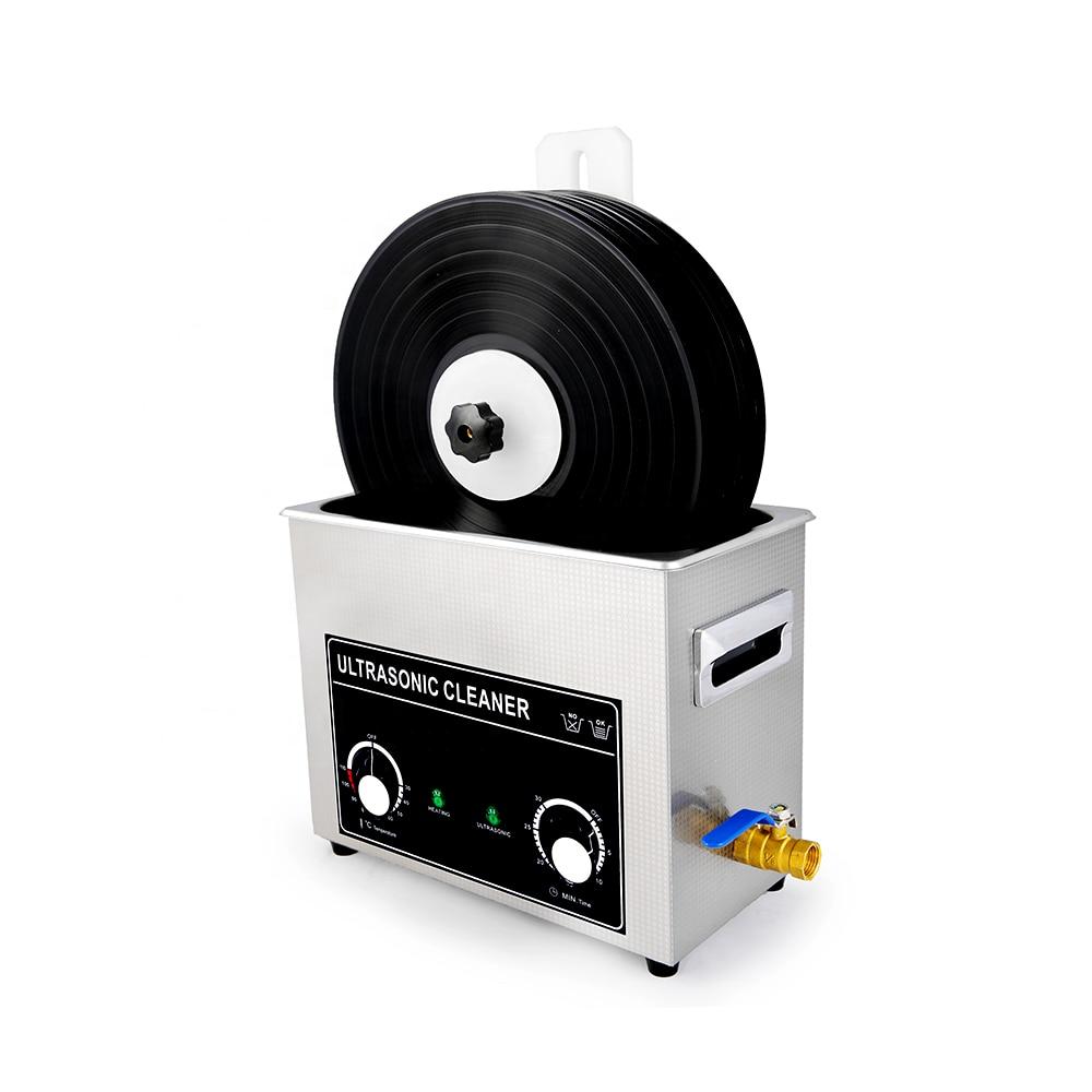 180 واط 6.5l الموقت وسخان قابل للتعديل بالموجات فوق الصوتية الأنظف ل جهاز تسجيل كهربائي ذو قرص دوار مع مكبرات الصوت