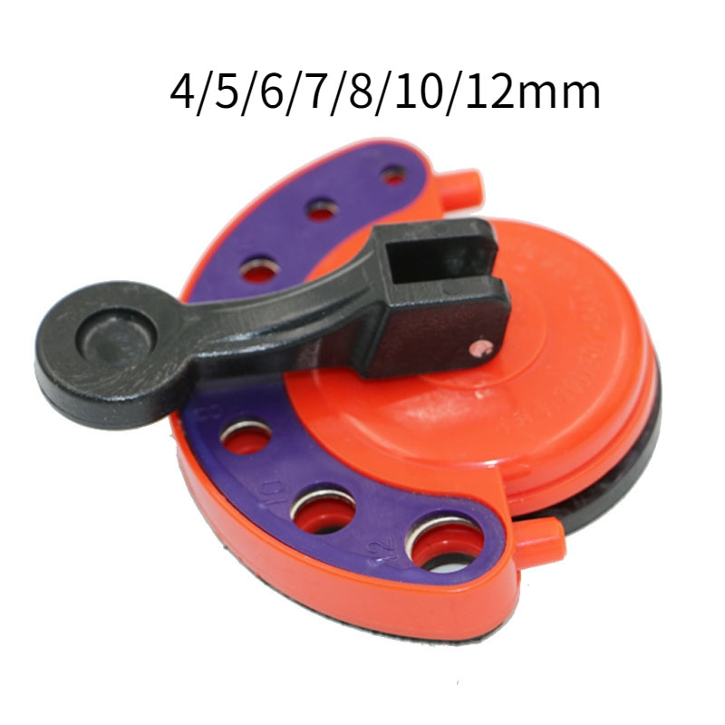 Ceramic Tile Glass Locator Diamond Opening Positioning Guide Drill Bit Guide Hole Clamping Range Construction Tools Drill Guide birdfeeder guide