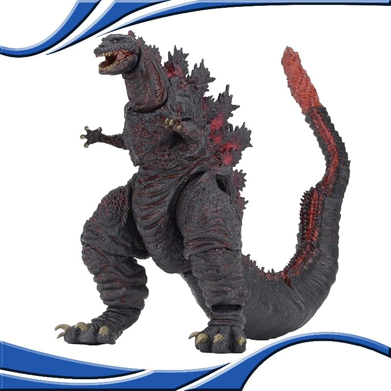 hot king of pop tamashii nations shfiguarts artist michael jackson smooth criminal shf action figure toys Godzilla 2016 Movie Shin Gojira King of Monster SHF Movable Joint Kids Collectible Action Figure Model Toys Halloween Gift Dolls
