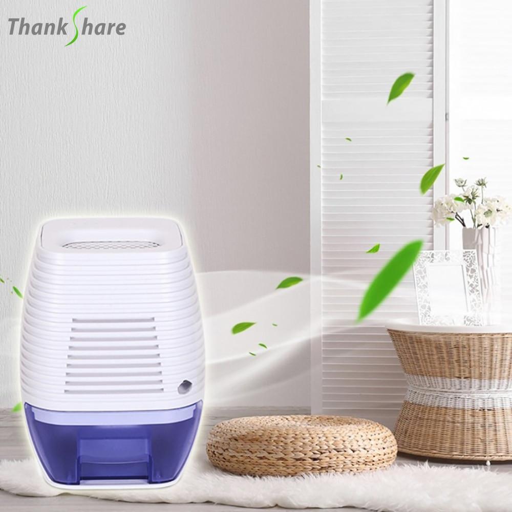 Deshumidificador automático de secado eléctrico silencioso portátil de 300ML para la Oficina de la cocina del dormitorio