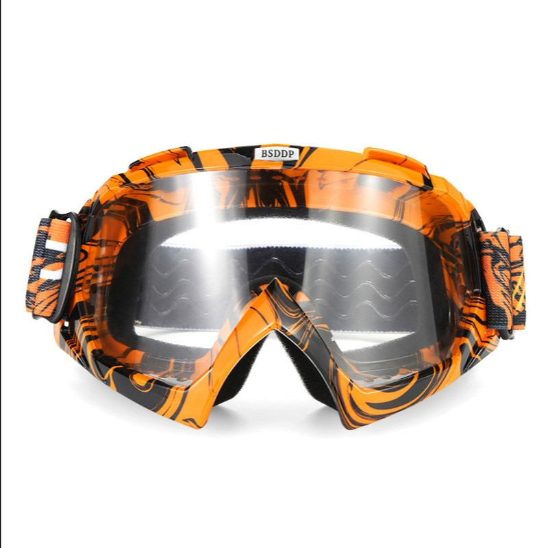 Motorcycle drop goggles racing helmet goggles wind and sand ski goggles prescription motorcycle goggles motorcycle goggles enlarge
