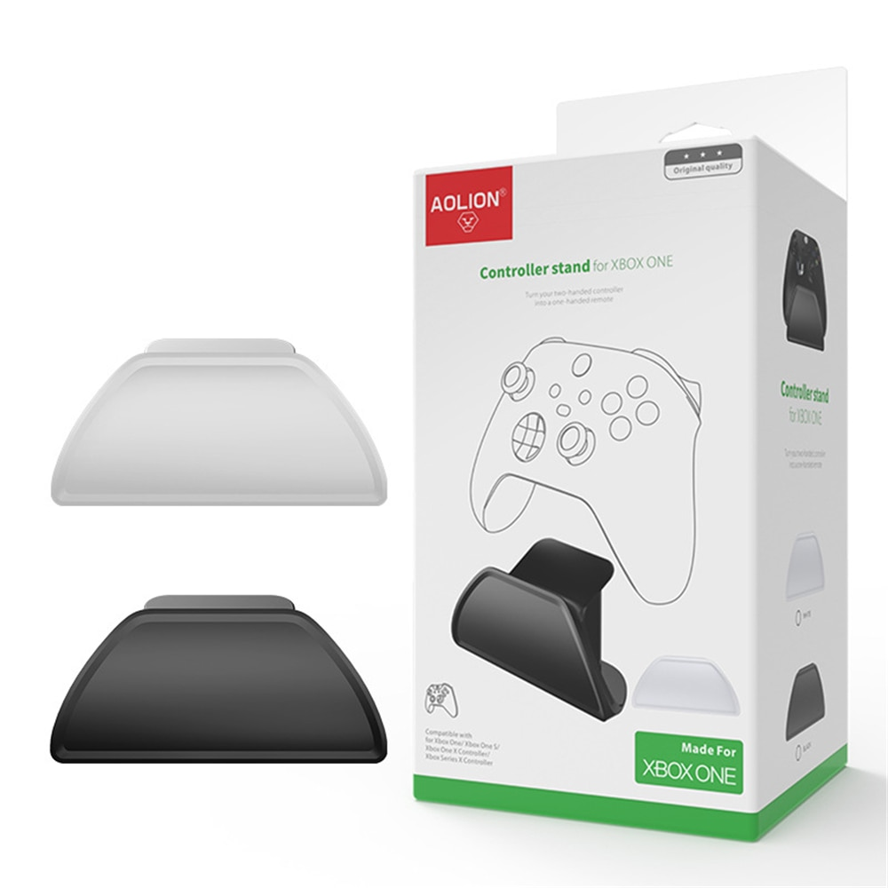 AliExpress - Controller Stand For Xbox Series S X Gamepad Stander For Xbox Series S X Holder Bracket Strong and Durable