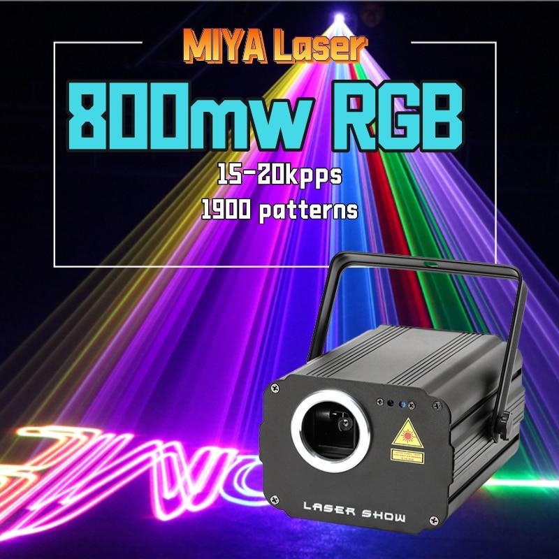 مصنع الجملة price1400mW DMX 512 ماسح ليزر ضوء RGB ملون حفلة عيد الميلاد DJ ديسكو أضواء الليزر