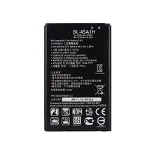 100% oryginalny BL-45A1H wymiana telefon komórkowy bateria do LG K10 LTE F670L F670K F670S F670 Q10 K420N K10 BL45A1H 2300mAh o dużej pojemności