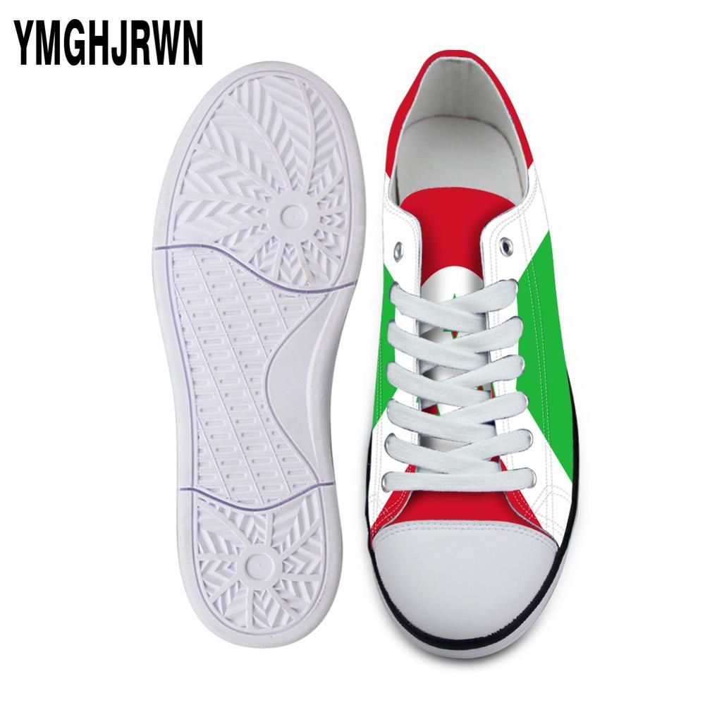 BURUNDI male youth free custom made name number bdi country boy shoes nation flag bi french burundian print photo casual shoes