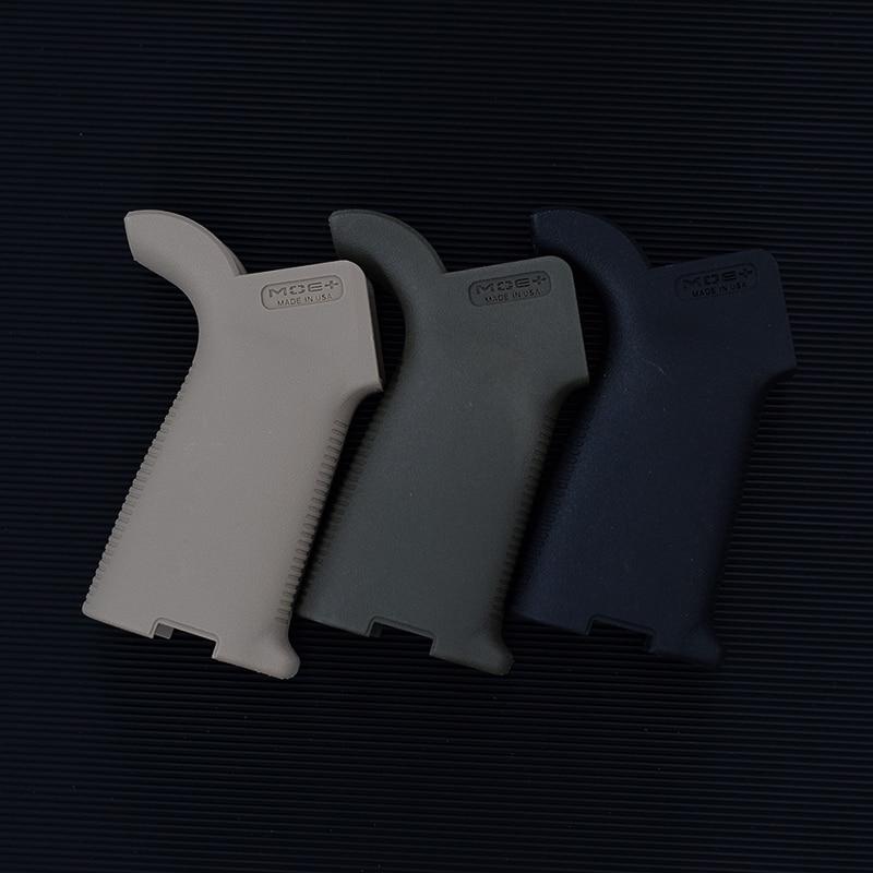 MAGPUL MOE+ 480 Motor Grip V2 Gearbox AR15 M4 Receiver Back Rear Grip for Toy Gun Gel Blaster Airsoft AEG
