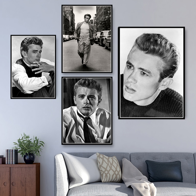 Popular American film actor and star James Dean picture diamond embroidery 5D DIY full diamond drill painting rhinestone Mosaic