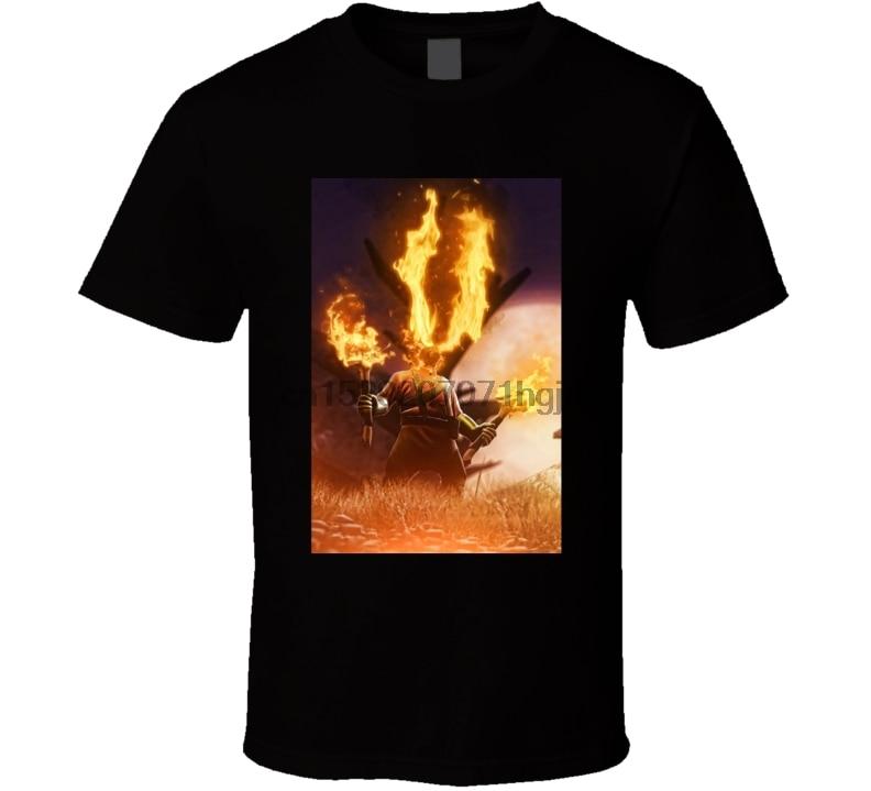 Men t-shirt Team Fortress 2 Pyro T Shirt tshirt Women t shirt