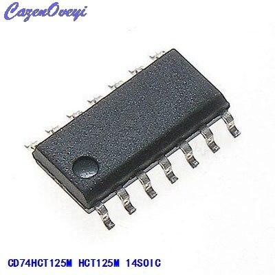 10pcs/lot CD74HCT125M96 CD74HCT125M HCT125M SOP-14