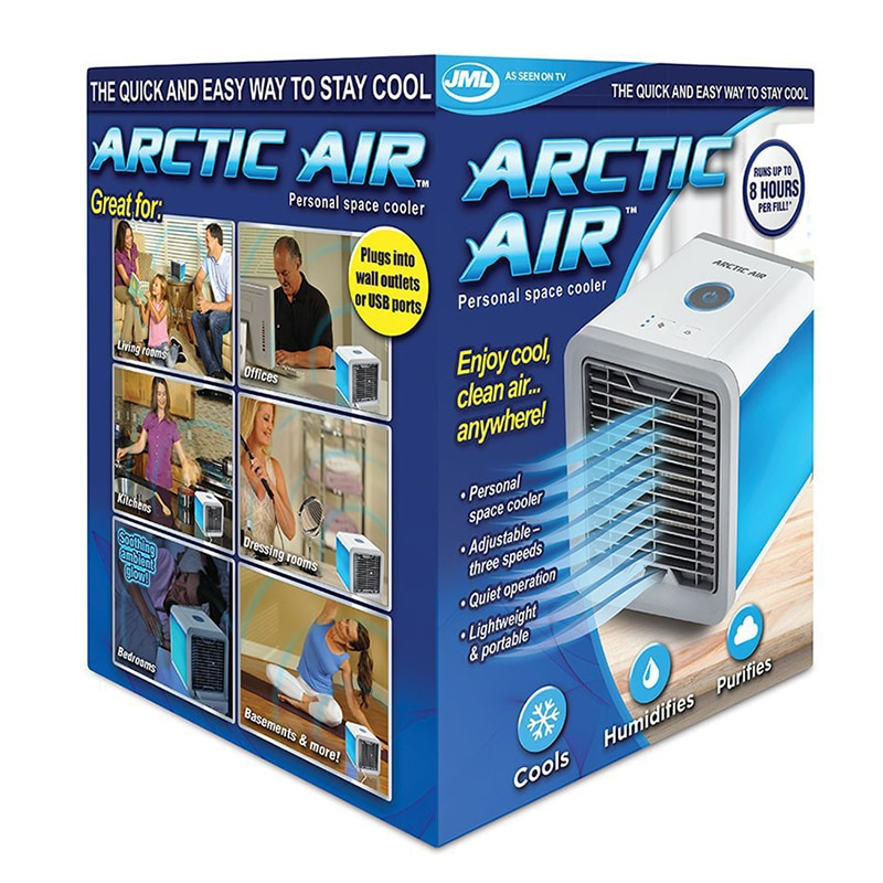 Air Conditioner Fan Filter Replacement Filter For Arctic Cold Fan Mini Humidifier Air Cooler Space Big Wind